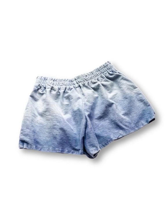 Yours Truly Blue Ombre Lounge Shorts