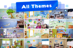 All Theme Rooms