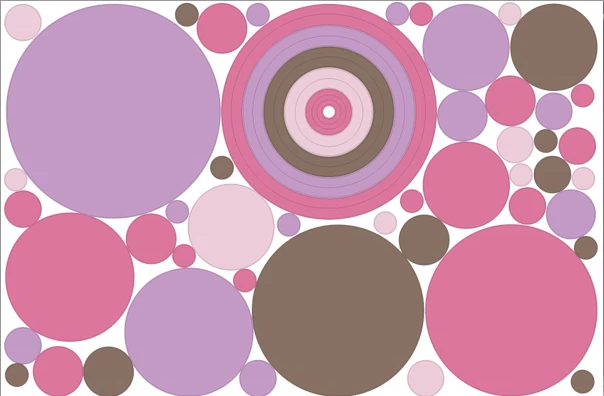 Fun Dots Pink or Blue