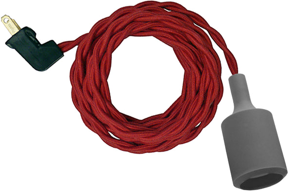 Red Twisted Cord