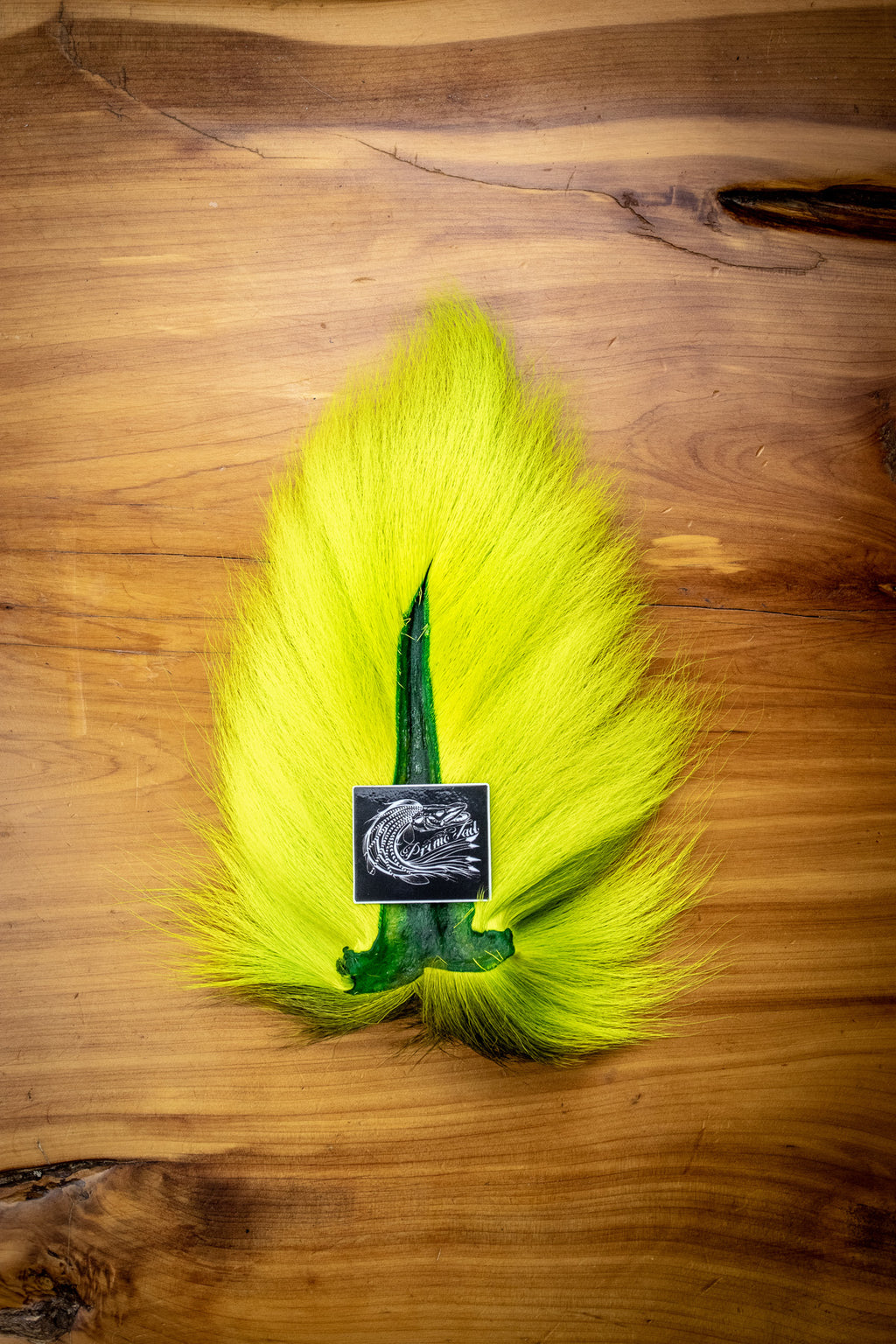 Chartreuse Bucktail