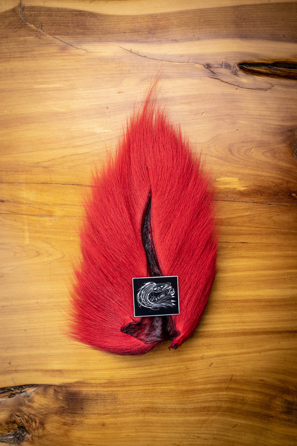 Red Bucktail