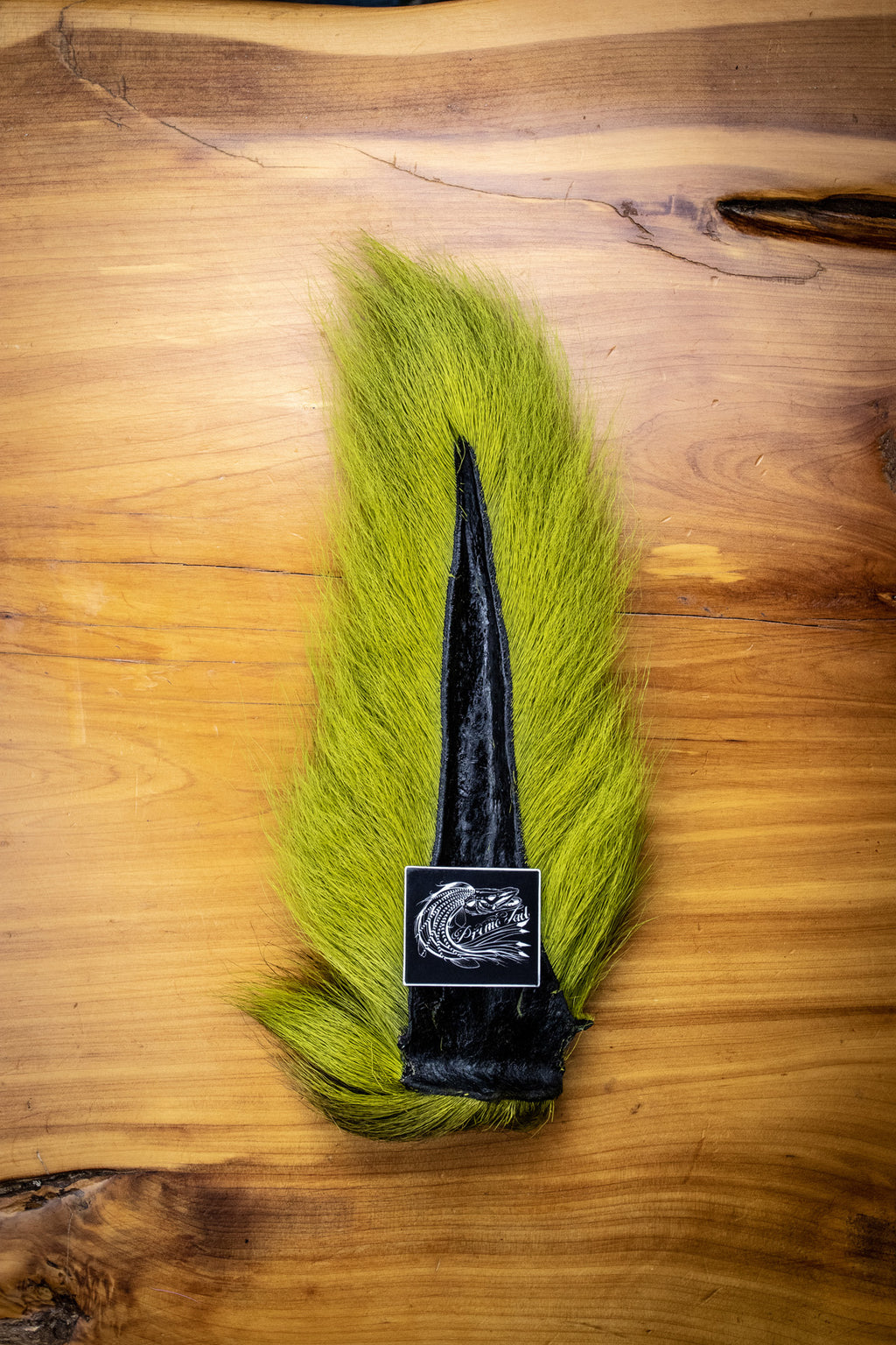 Olive Bucktail