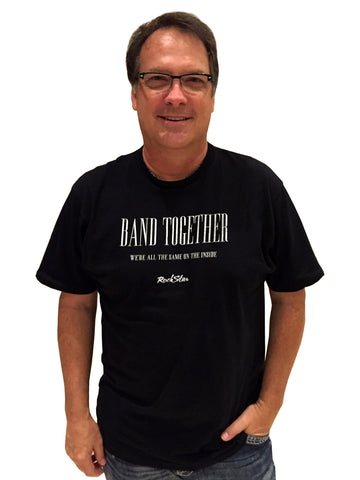 Band Together, Craig Duswalt and his Story Behind the Shirt