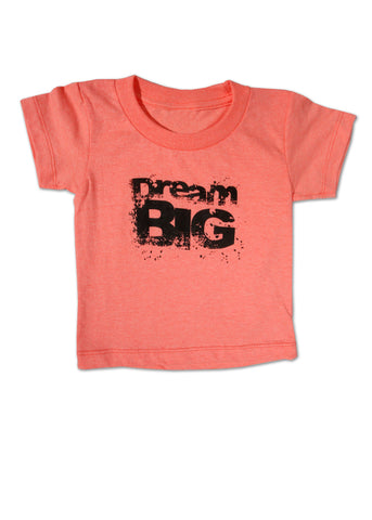 Dream Big Toddler Tee