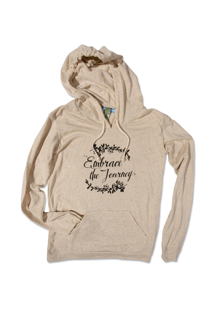 Embrace the Journey Lightweight Hoody