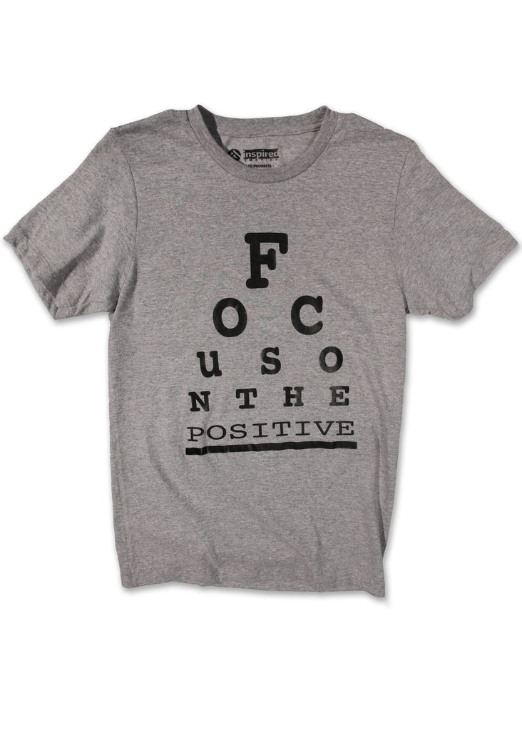 Focus on the Positive Men's T-Shirt