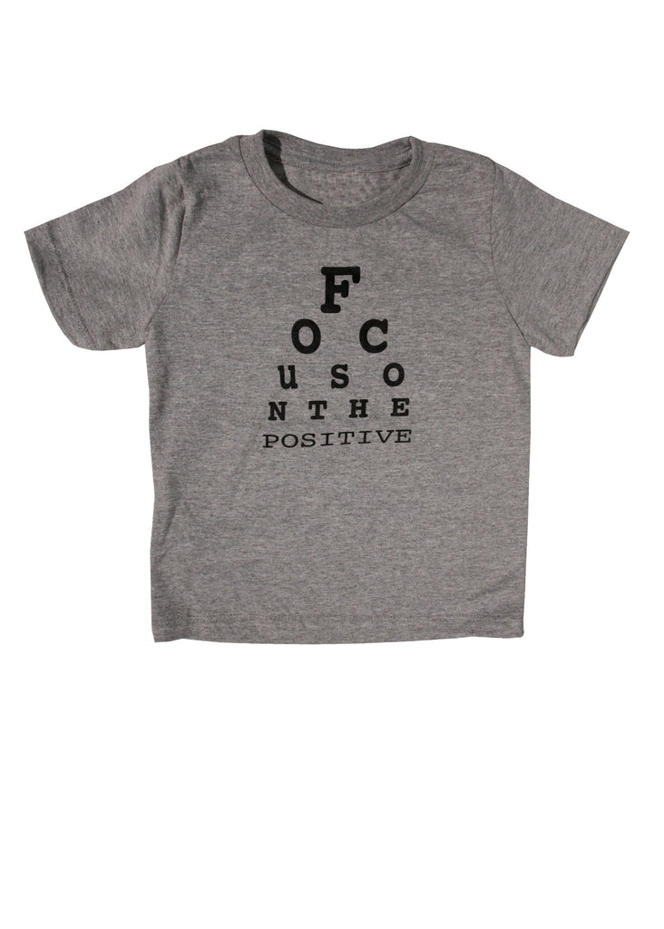 Focus on the Positive Toddler Tee