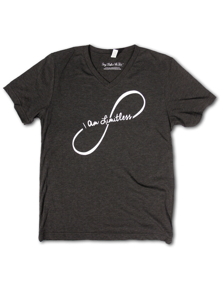 I Am Limitless Unisex V-Neck