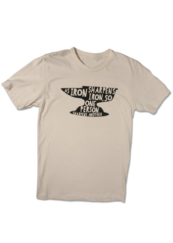 Iron Sharpens Iron Men's T-Shirt