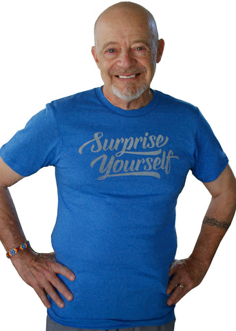Surprise Yourself, Jerry DiPego and his Story Behind the Shirt