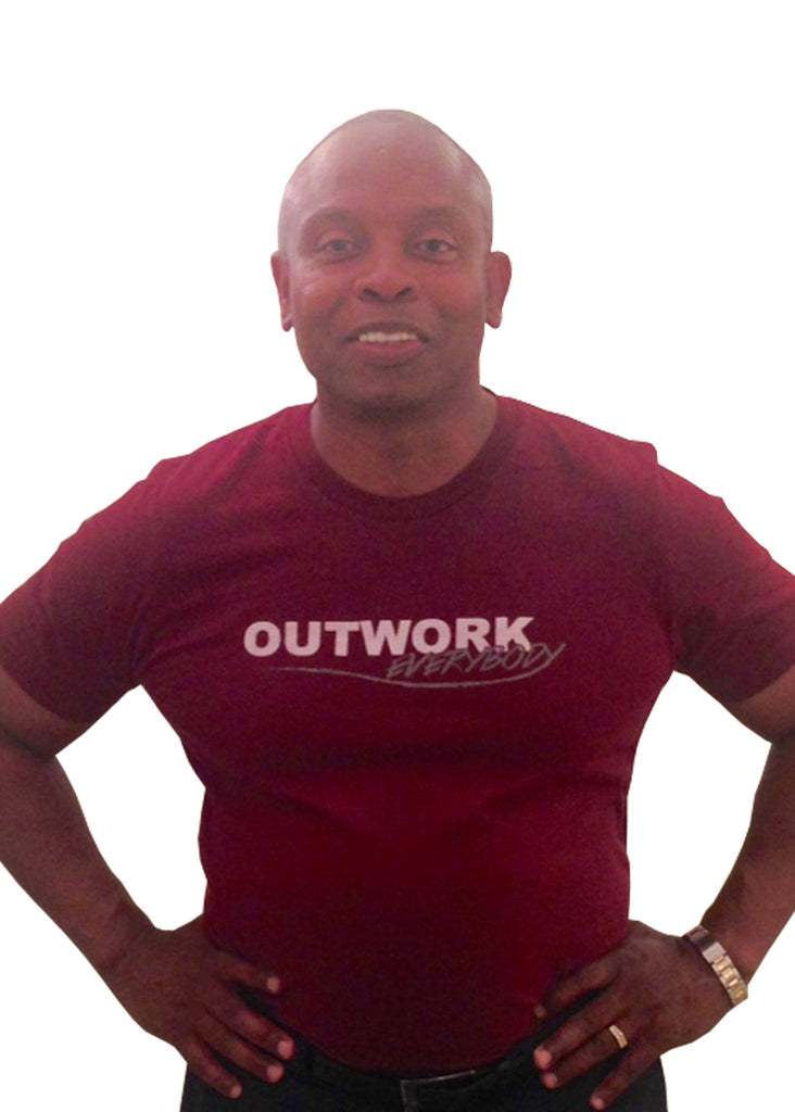 Outwork Everybody, Kevin Corey and his Story Behind the Shirt