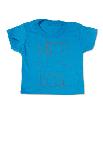Kind is the New Cool Toddler Tee