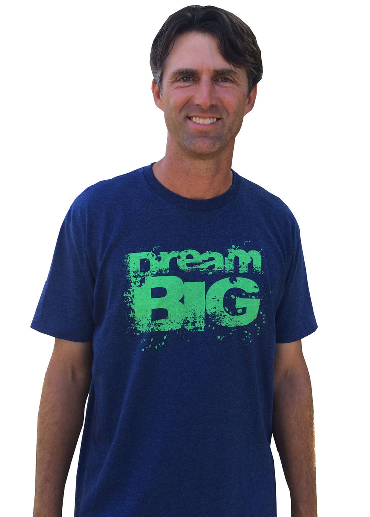 Dream Big, Kurt Collis and his Story Behind the Shirt