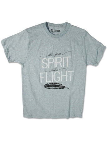 Let Your Spirit Take Flight Men's T-Shirt