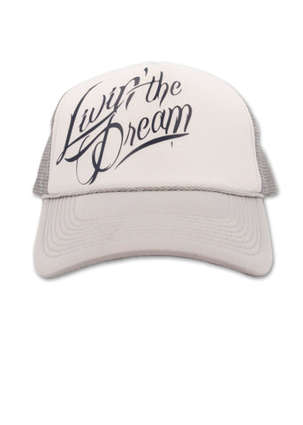 Livin' the Dream Trucker Hat