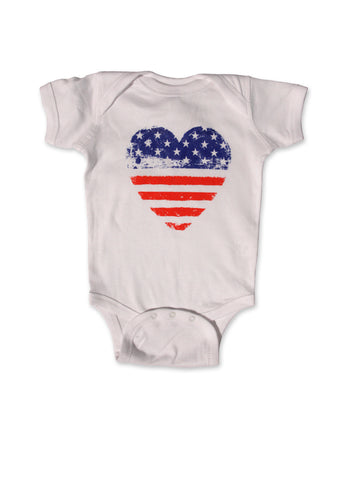 Love Thy Country Onesie