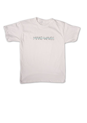 Make Waves Youth Tee