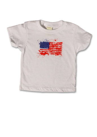 Paint Splatter Infant Tee