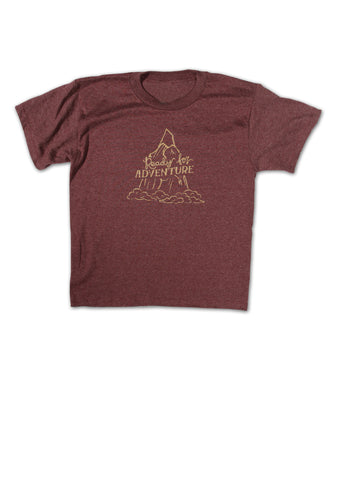 Ready for Adventure Youth Tee