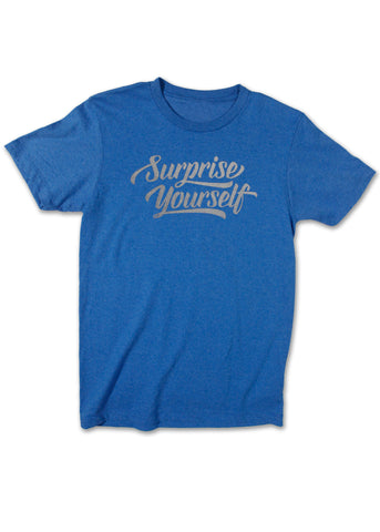 Surprise Yourself Men's T-shirt