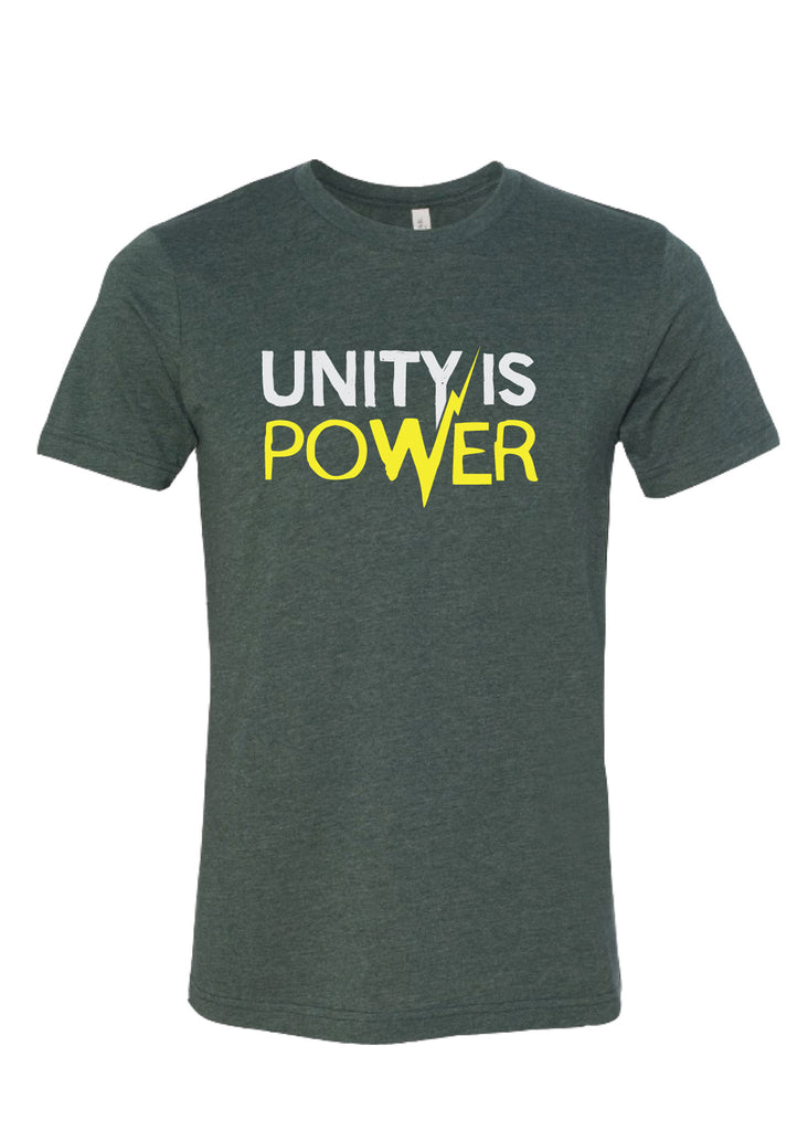 Project #1- Unity is Power