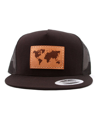 World Map Snapback
