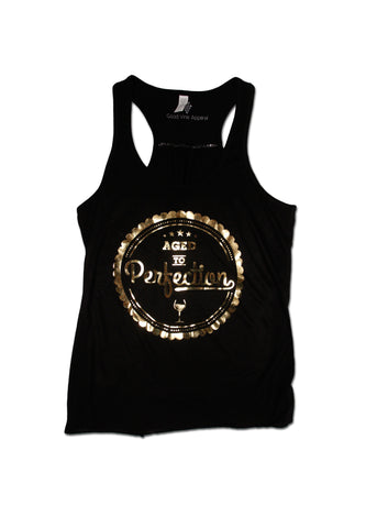 Aged to Perfection Flowy Tank