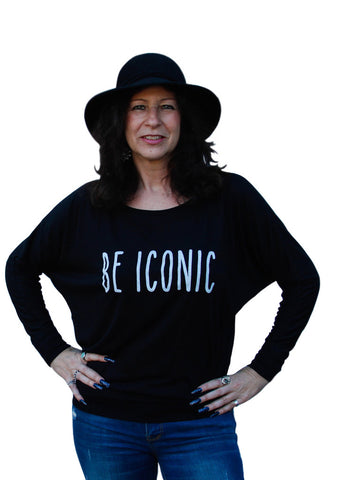 Be Iconic, Cat Slater and her Story Behind the Shirt