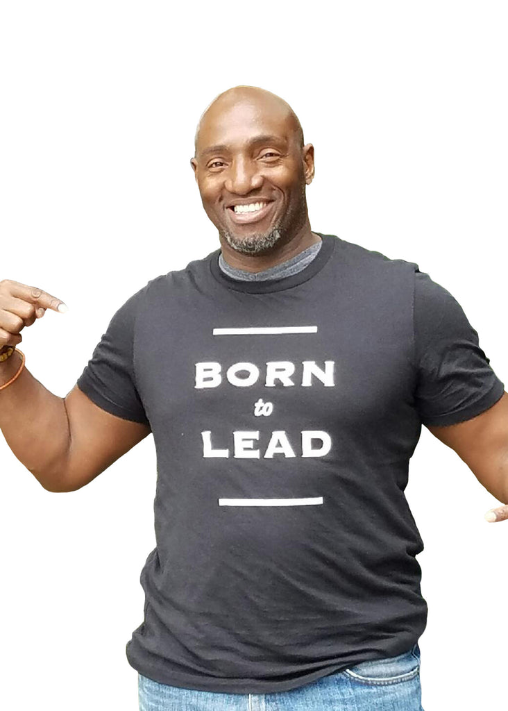 Born to Lead, Clyde Terry and his Story Behind the Shirt