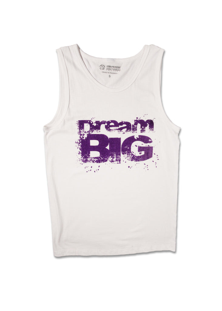 Dream Big Men's Tank Top
