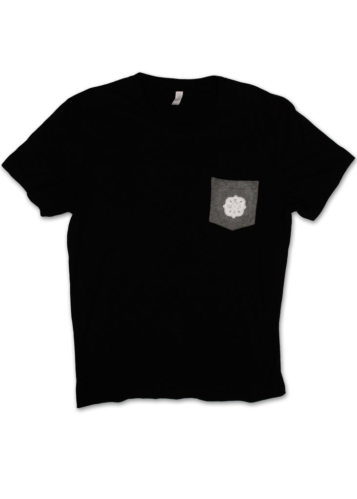 Navigate Your Heart Pocket Tee