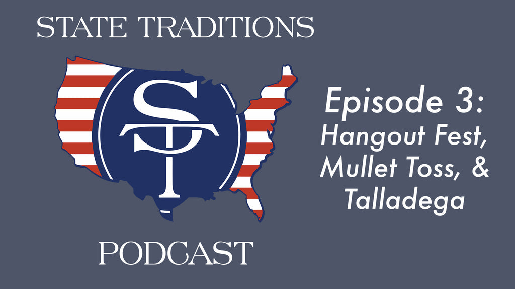 State Traditions Podcast Episode 3