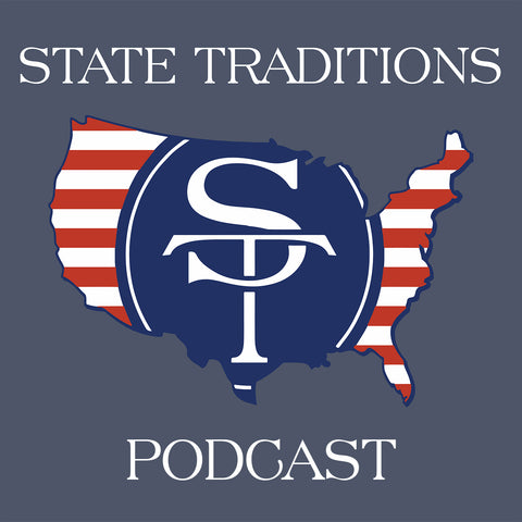 State Traditions Podcast Cover Art