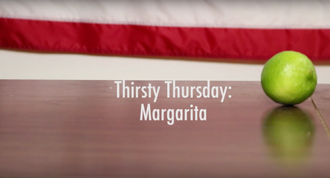 State Traditions Thirsty Thursday: How to Make a Traditional Margarita