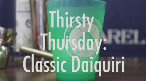 State Traditions Thirsty Thursday: Classic Daiquiri