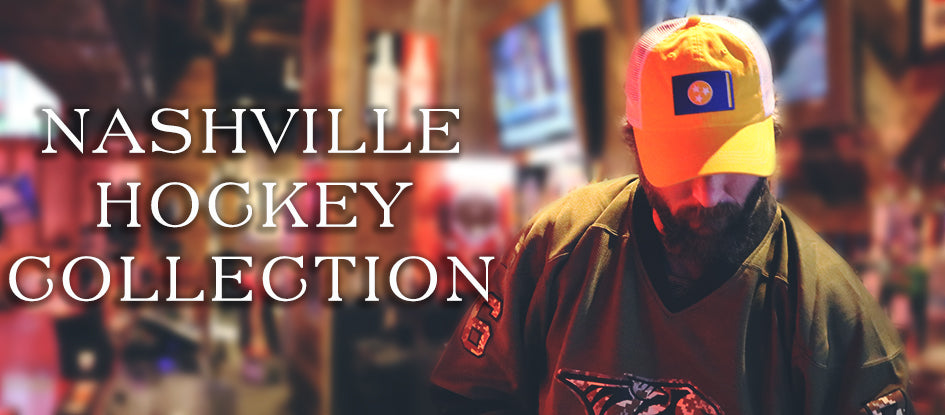 State Traditions Nashville Hockey Collection