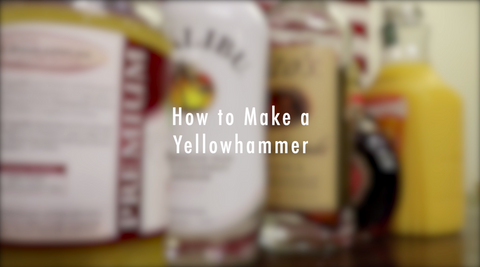 State Traditions Thirsty Thursday: How to Make a Yellowhammer