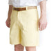 North Carolina Traditional Coastline Shorts Yellow