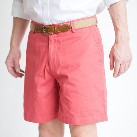 Coastline Shorts Red