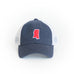 Mississippi Oxford Gameday Trucker Hat Navy