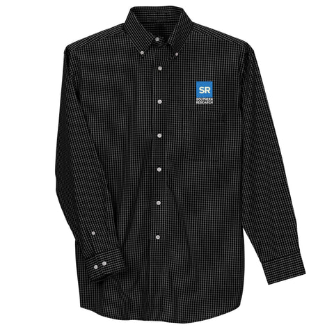Southern Research Men's McDowell Woven Black/White