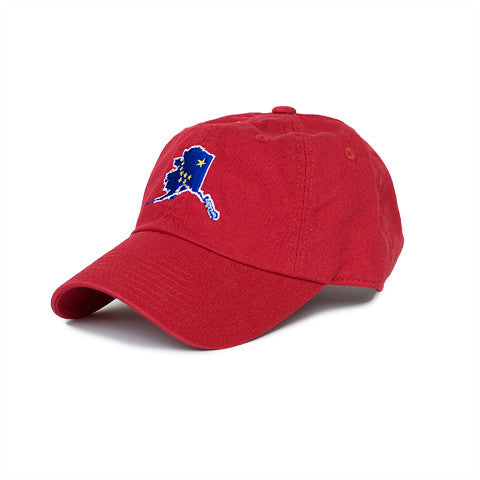 Alaska Traditional Hat Red