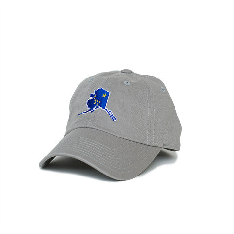 Alaska Traditional Hat Grey