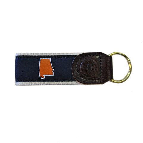 Alabama Auburn Gameday Key Fob