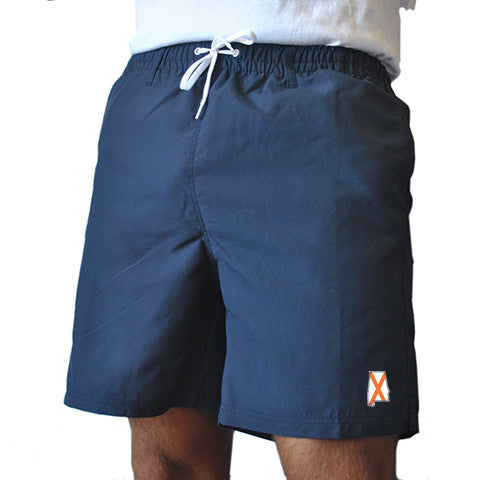 Alabama Auburn Traditional Swimwear Navy