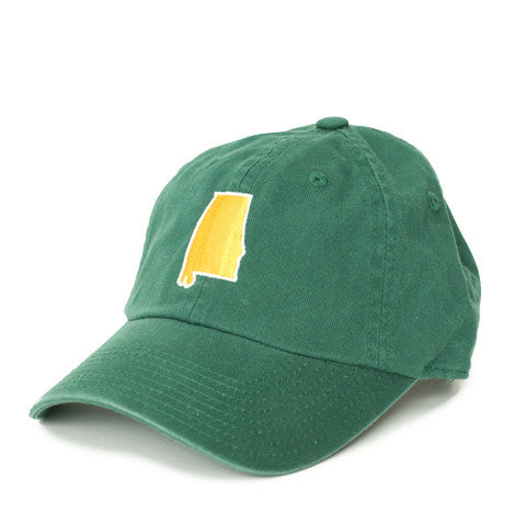 Alabama Birmingham Gameday Hat Green