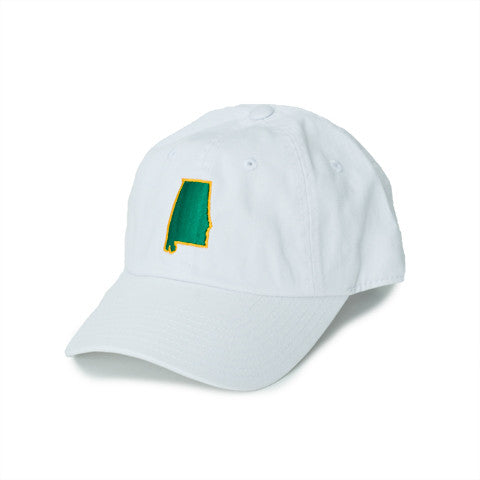 Alabama Birmingham Gameday Hat White