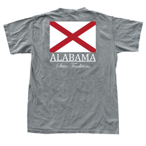 Alabama State Flag T-Shirt