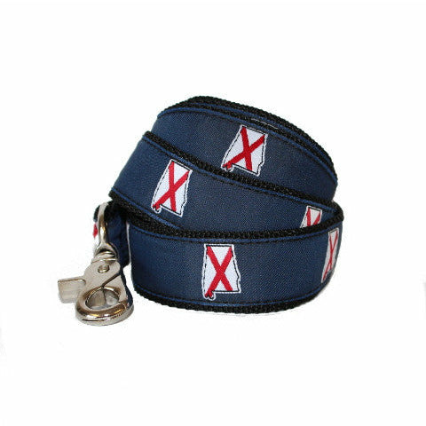 Alabama Traditional Dog Leash/Lead